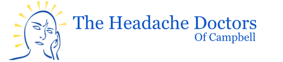 The Headache Doctor of Campbell Logo